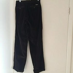 Retro Tommy Hilfiger Corduroy Pants Brown 30X32